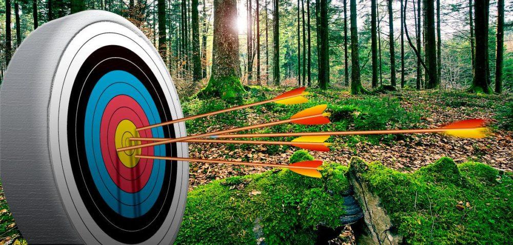 Focus management en ... boogschieten